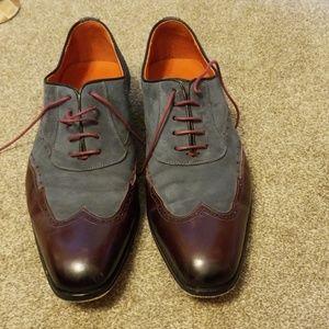 Men's Mezlan Ronda dress shoes